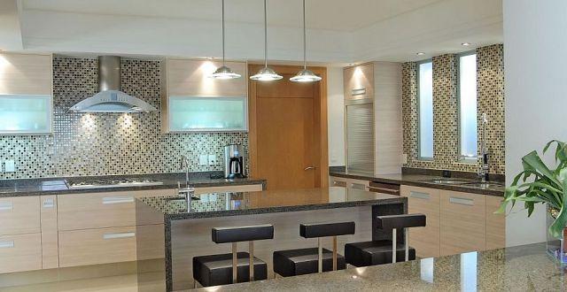 Cocinas modernas con desayunador buscar con google kitchens cocinas modernas con desayunador buscar con google thecheapjerseys Images