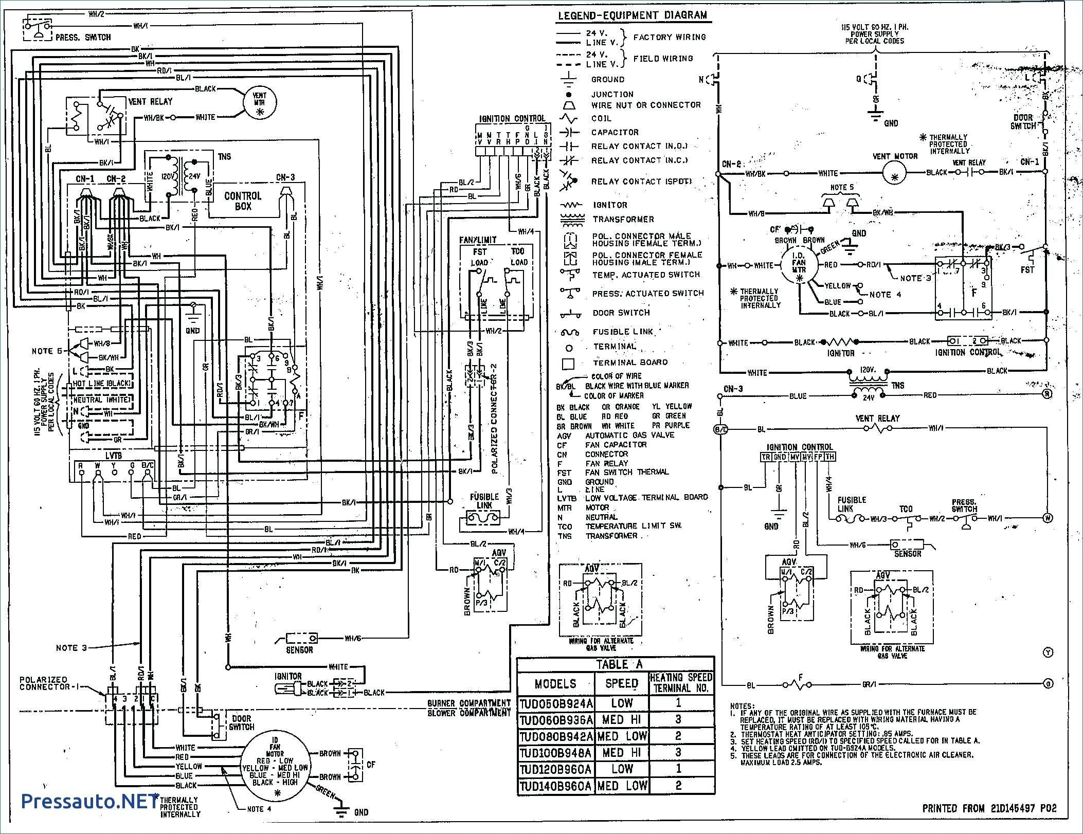 Awesome Trane Xe Wiring Diagram In
