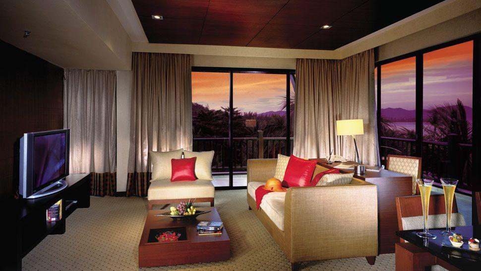 Shangri-la's Rasa Ria Resort, Ocean Wing: Borneo, Malaysia; Visa Signature Luxury Hotel Collection Property