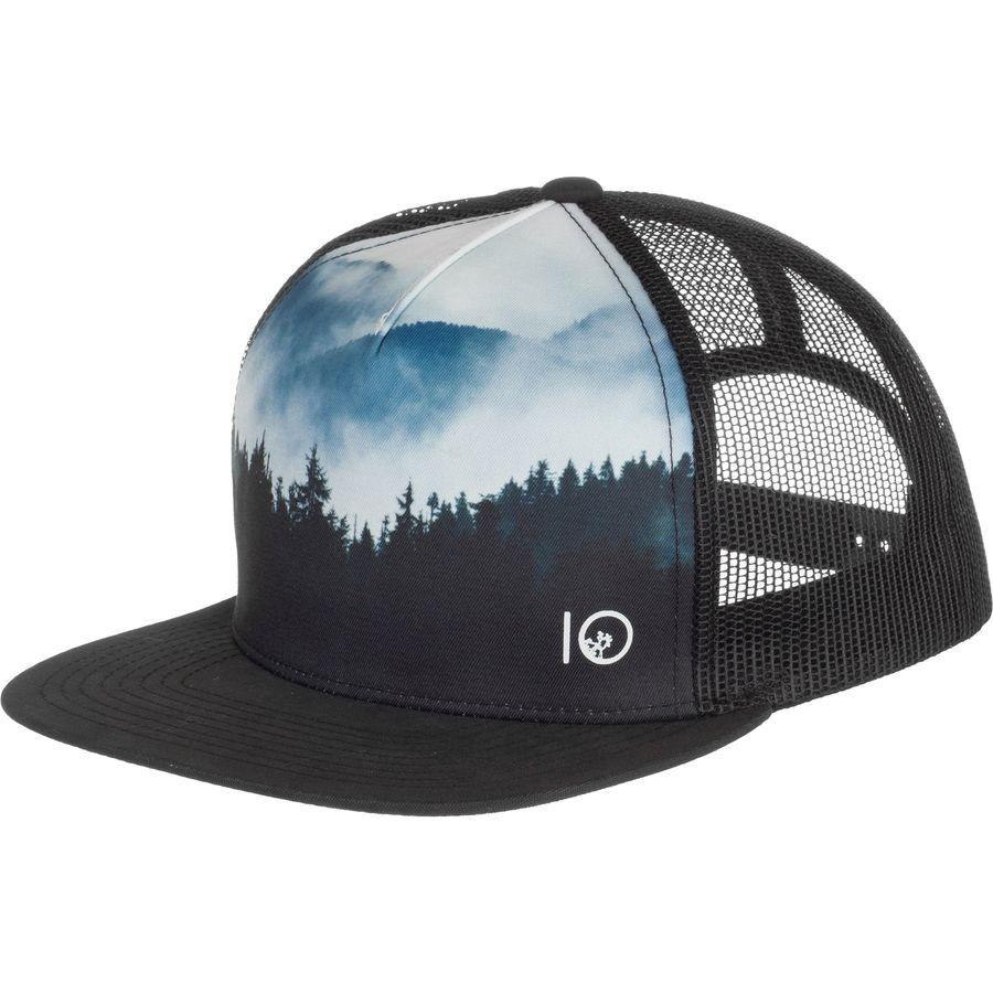 cheap for discount 7d52c 20340 sweden tentree grove snapback cap c4311 4d37b  low cost tentree outlook  trucker hat mens black cdc8b 311d1