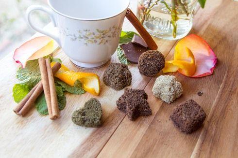 Tea drops - cool gift idea!