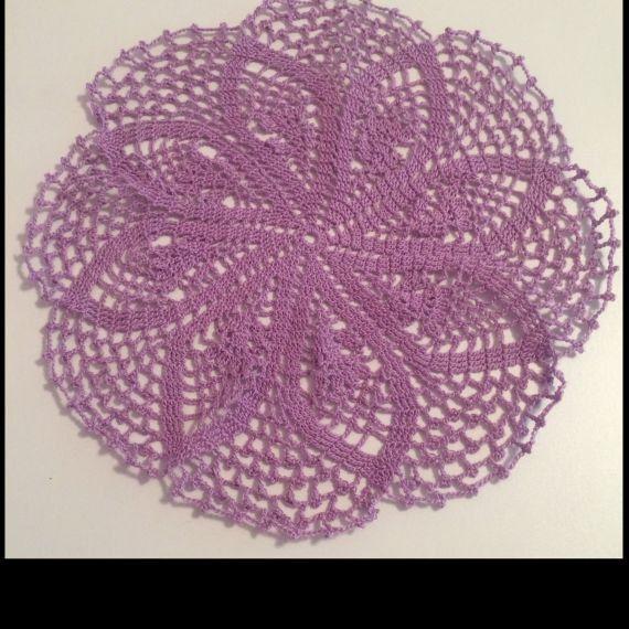 Crochet doily, Home Decor, Table Topper, Handmade, Gift idea, Centerpiece, Crochet,