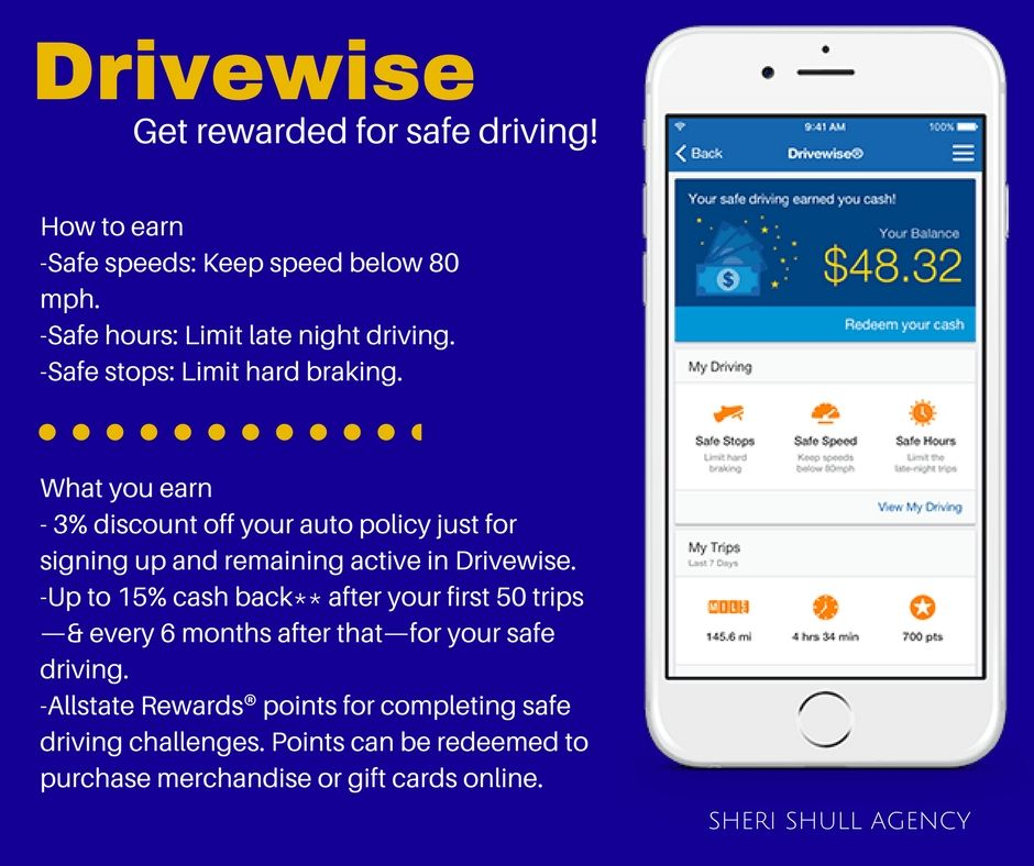 Drivewise Can Help You Save Money On Your Auto Insurance Give Me