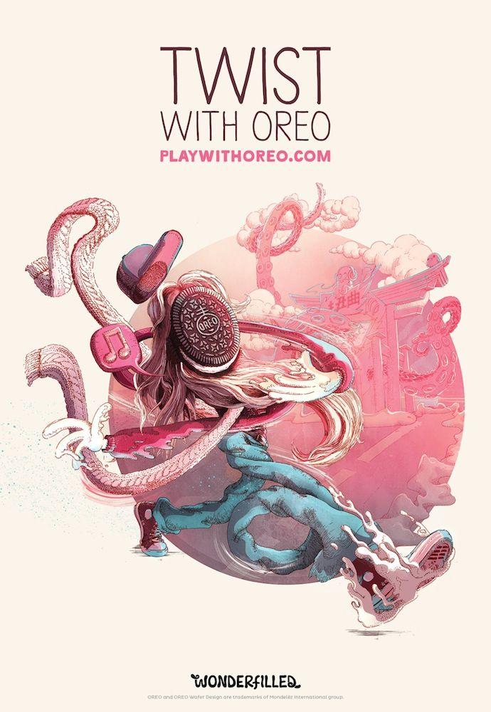 Oreo - Wonderfilled - Shotopop