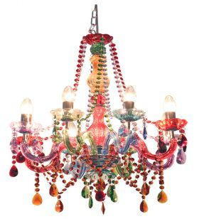 Festival Chandelier from UniqueChic Furniture Limited. Plenty of wow factor for just £249.