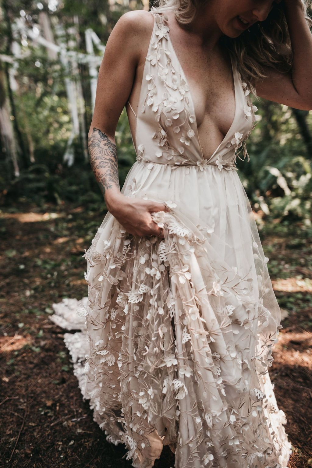 47 Inspirierende Sommer Brautkleider Ideen für 2019