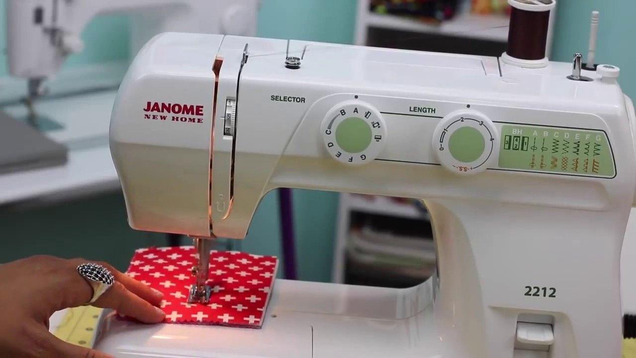 Janome 2212 Sewing Machine Sewing Machine Janome Sewing