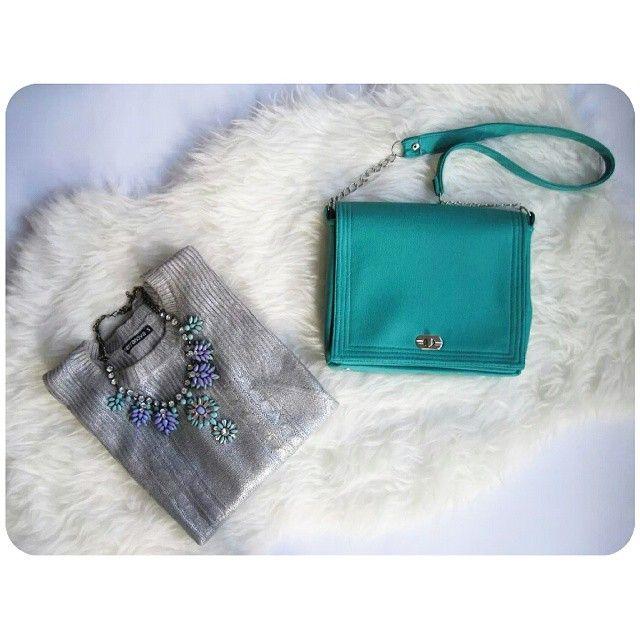 #miss_s_design #handmade #turquoise #bag #boxbag #fashionbag #statementnecklace #styleoftheday #stylishbag #dailystyle #trend #mystyle #potd #ootd #lotd #vscocam