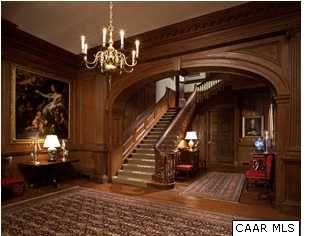 Historic Plantation Interiors Virginia Historic Estates And Homes Carter 39 S Grove