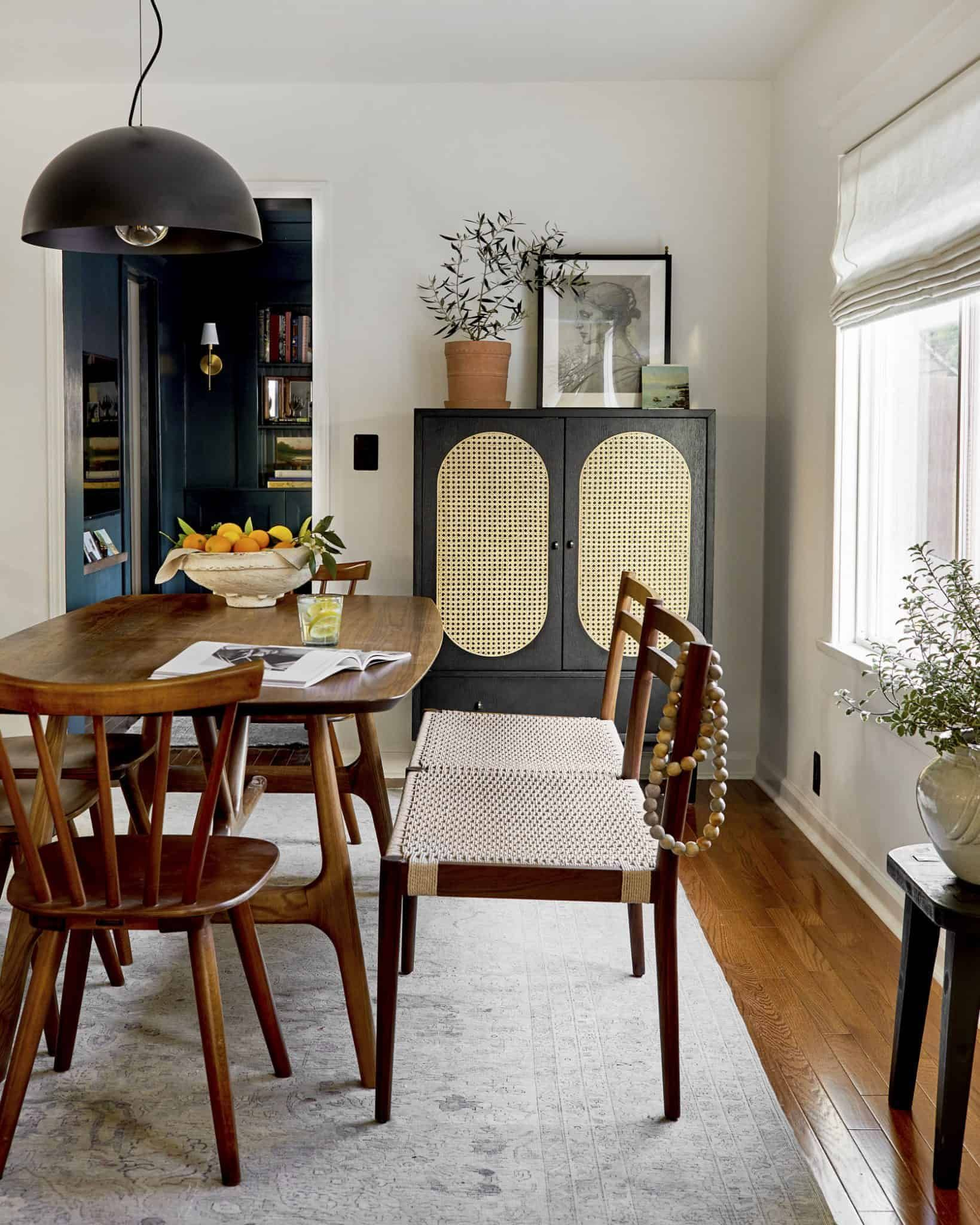 Our All Time Favorite Storage Furniture And Some Products For Every Room In Your Home Emily Henderson Living Dining Room Emily Henderson Living Room Eclectic Dining Room