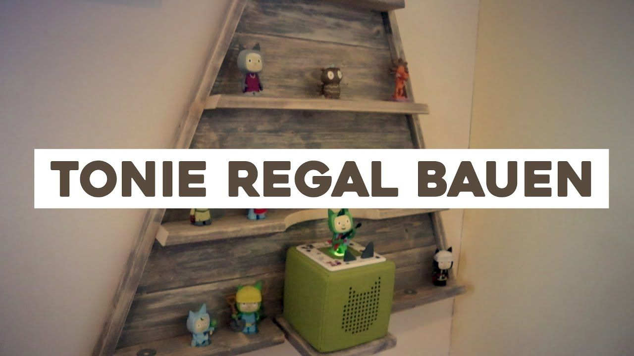 Regalsystem Selber Bauen Tonie Regal Selber Bauen - Diy - Das Tonie Tipi - Youtube | Regal Selber Bauen, Regal Bauen, Regal Kinderzimmer