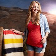 Save up to 65% off during the Western Lifestyle: Maternity Apparel event on #zulily today!