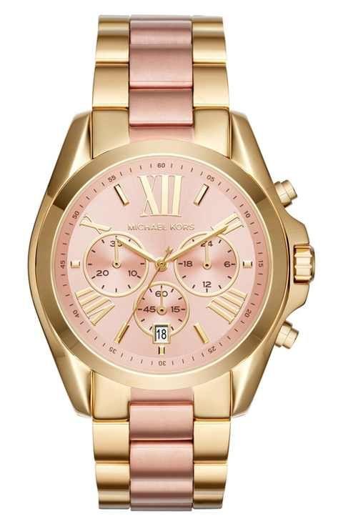 Michael Kors Bradshaw Chronograph Bracelet Watch 43mm