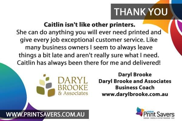 Thanks Very Much Daryl From The Synergy Plan For Your Kind Words