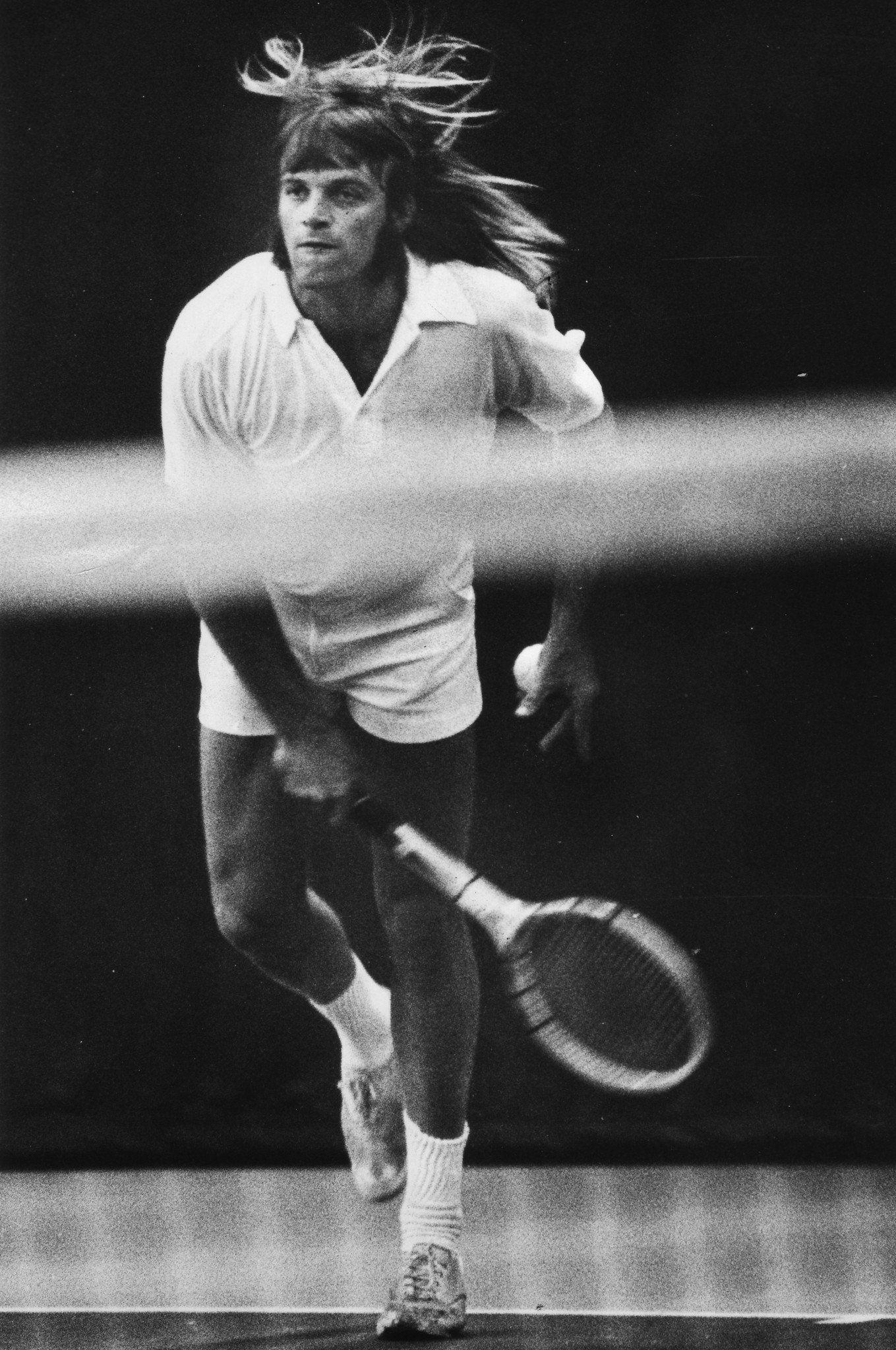 Steve Docherty Docherty Was An Australian Tennis Player Who Had Minor Success In Men S Doubles In The Late 1970 Tennis Hair Australian Tennis Players Tennis