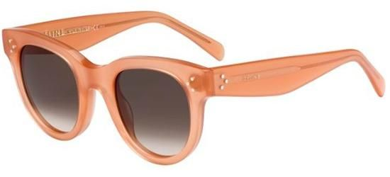 9946f335140 Céline BABY AUDREY CL 41053 S ROSE ANTIQUE OPAL BROWN SHADED