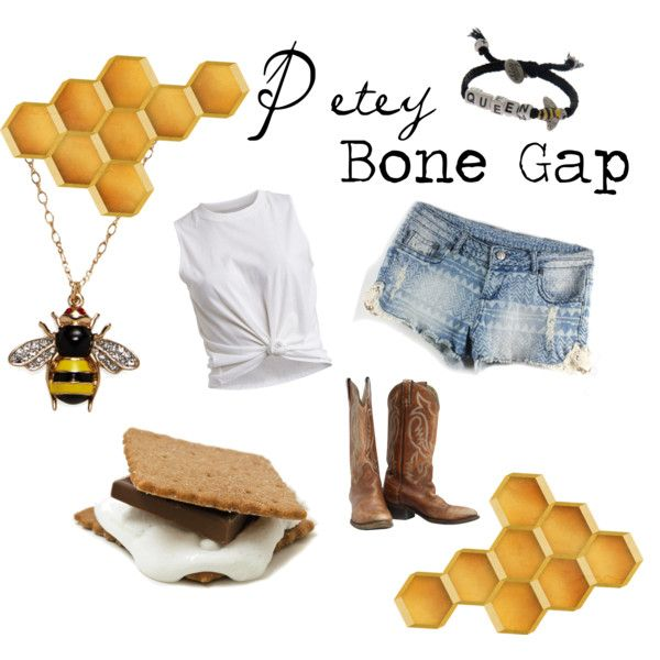 Petey from Bone Gap by Laura Ruby