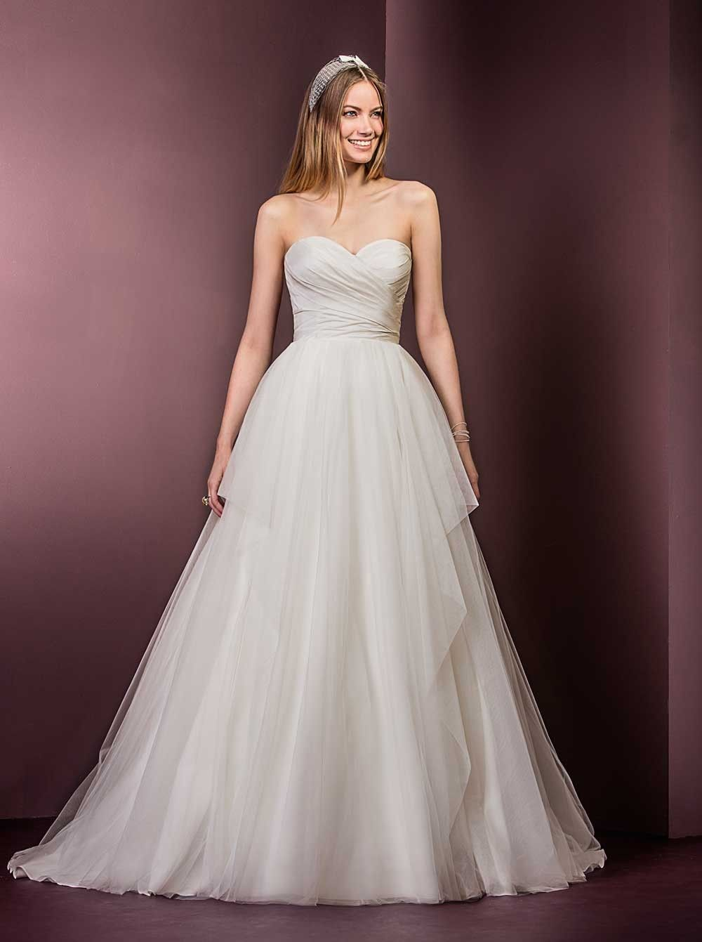 Ellis bridals 12252 wedding dress krystle brides a