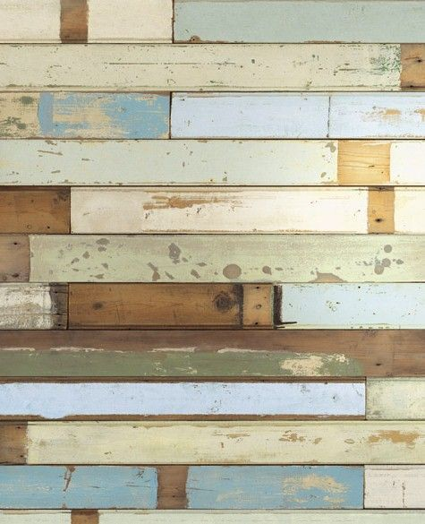 Superb Reclaimed Painted Wood Wall Design Cool Wall Or Floor