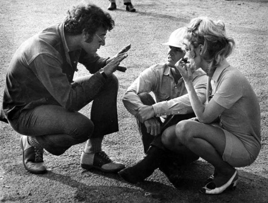 Bob Rafelson Directs Jack Nicholson And Karen Black In Five Easy Pieces