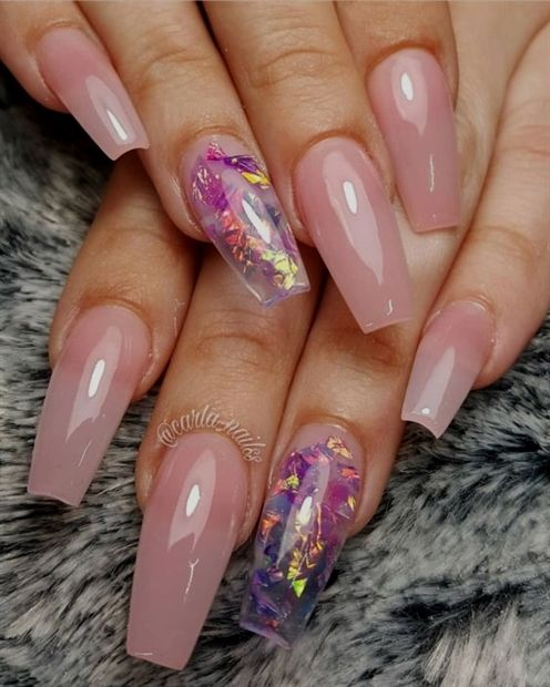 Photo of 35 Stunning Pink Nail Designs You Must Try