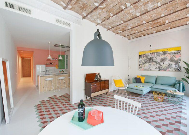 Kleurrijke Witte Woonkamer : Inspiratie voor je woonkamer vind je op shopinstijl.nl! woonkamer