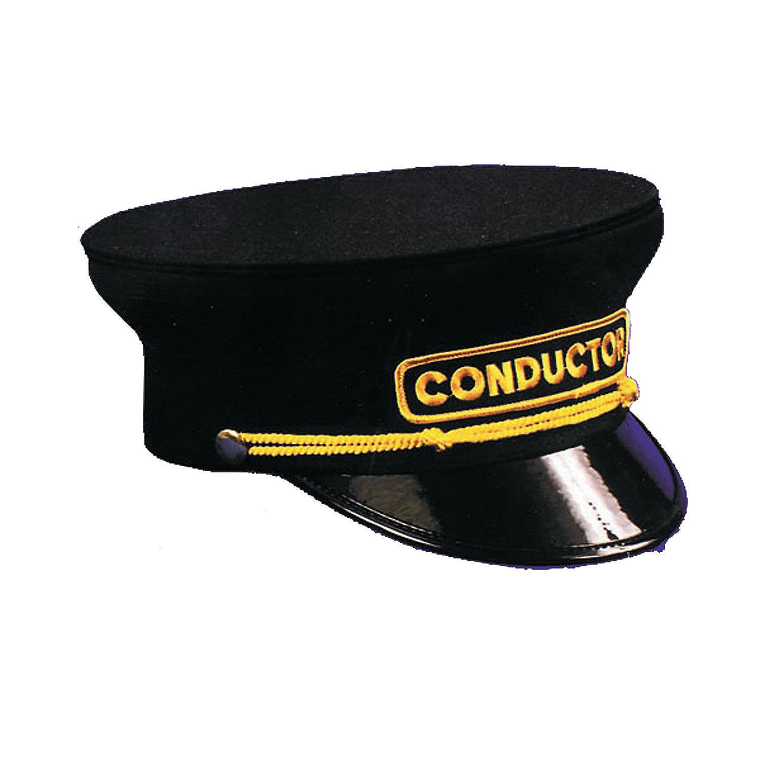Adult Train Conductor Hat 45
