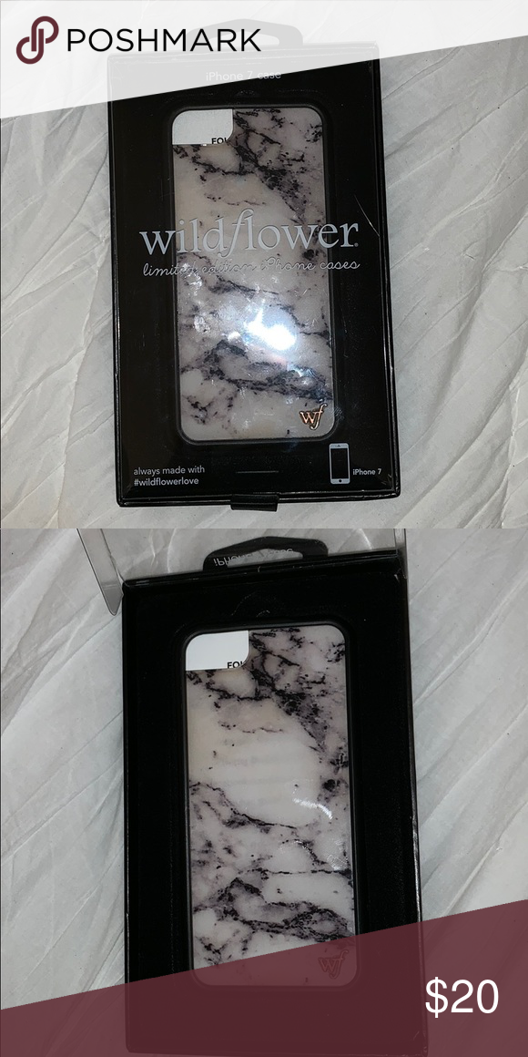 624183fd27b WILDFLOWER IPHONE 7 MARBLE PHONE CASE marble iphone 7 wildflower phone  case! Wildflower Accessories Phone Cases