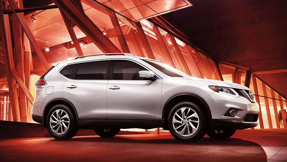 See The All New 2015 Nissan Rogue From All Angles Nissan Rogue Nissan Crossover Suv