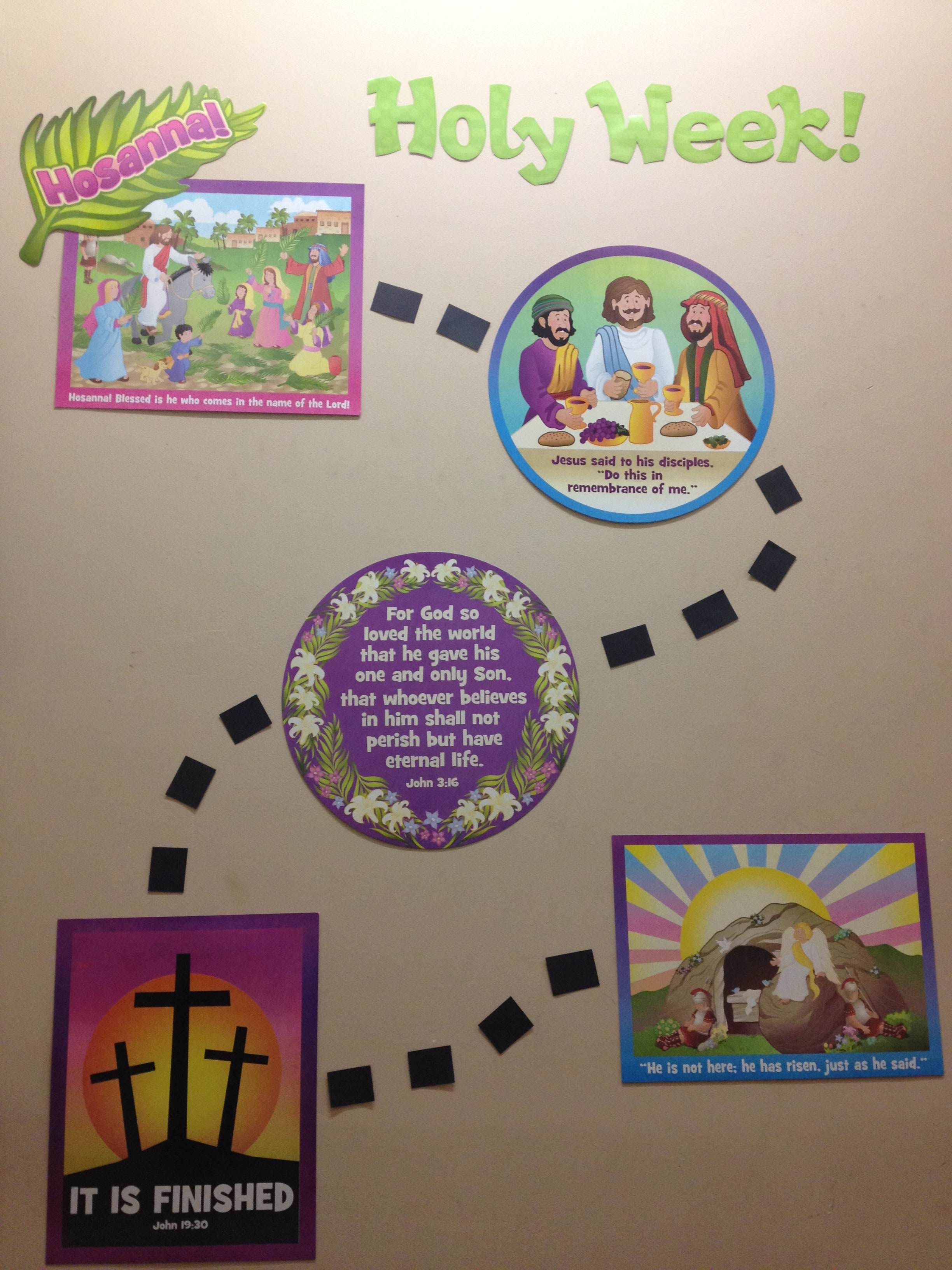 Christian easter bulletin board ideas - Explore Catholic Bulletin Boards And More