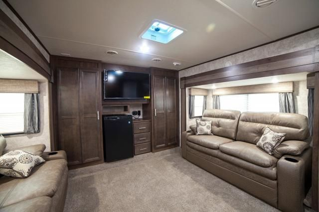 2018 Open Range 376FBH - Front Living Room or 2nd Bedroom ...