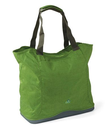 Look what I found on #zulily! Meadow Grass Sunflower Tote by Lilypond #zulilyfinds