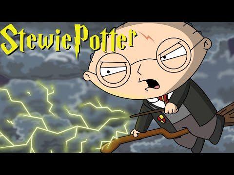 Family Guy Parody Of Harry Potter Stewie Potter Episode 1 Family Guy Harry Potter Youtube Family Guys