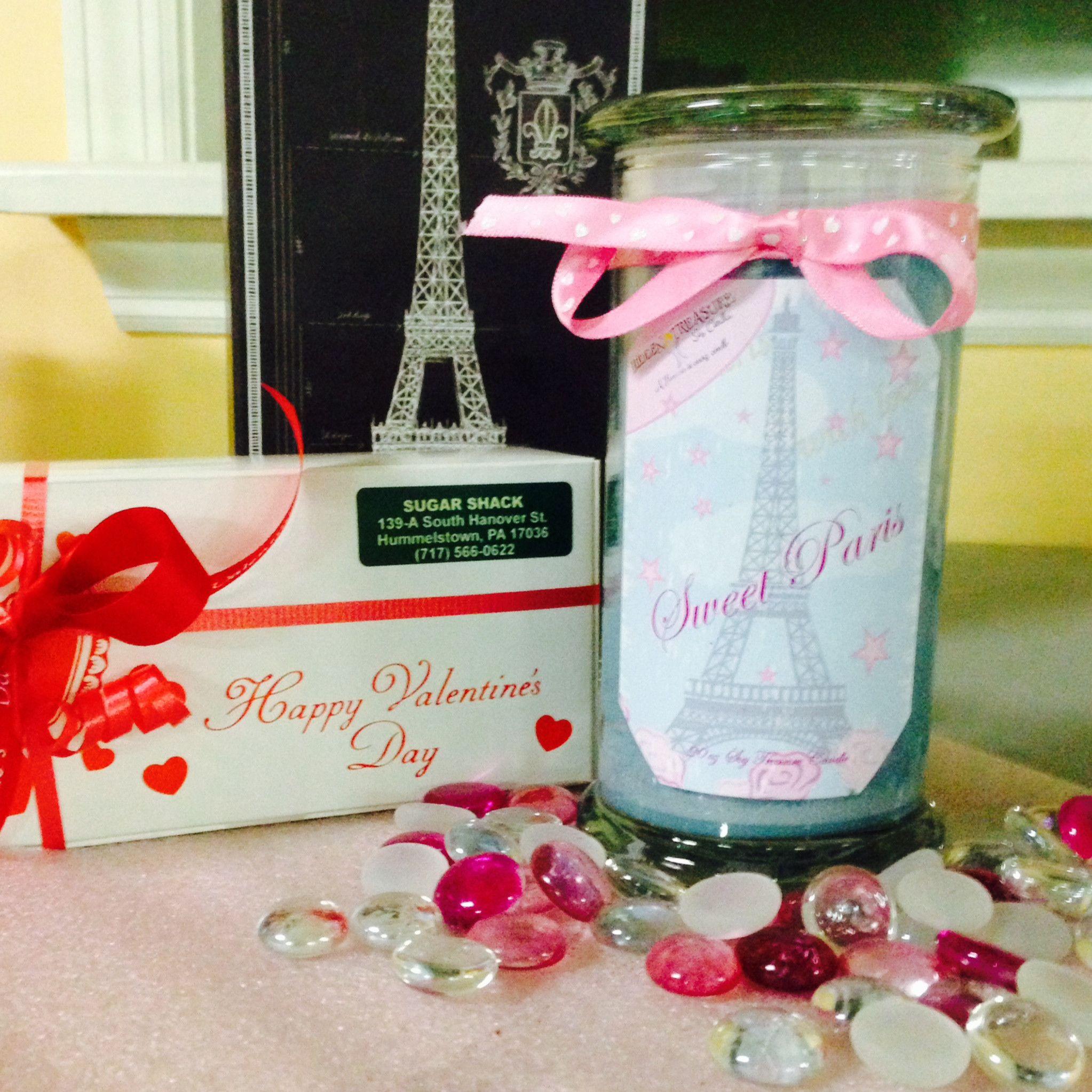 Valentineus sweet paris gift set candles i pinterest paris