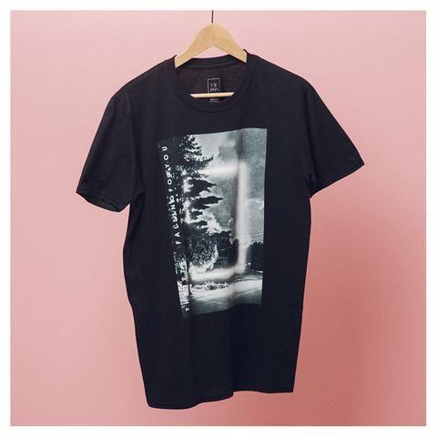 Falling For You Black T Shirt Black Tshirt Shirts Black
