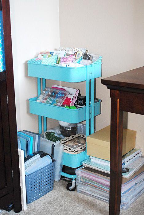 Ikea Kitchen Cart For Craft Supplies Ikea Raskog Cart