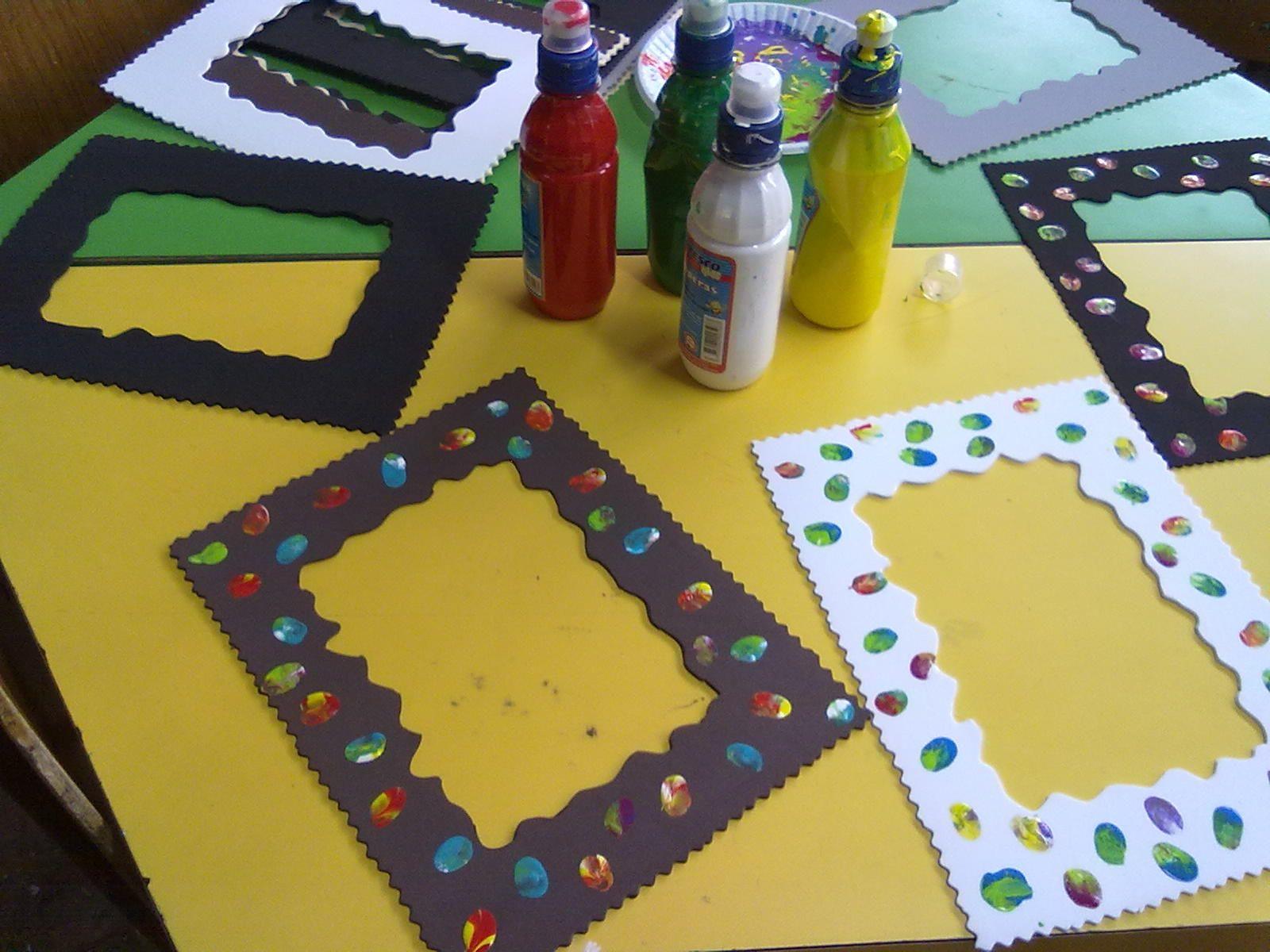 Marcos Para Trabajos Fotos O Dibujos De Los Ninos Manualidades Marcos Para Fotos Ninos Manualidades Infantiles