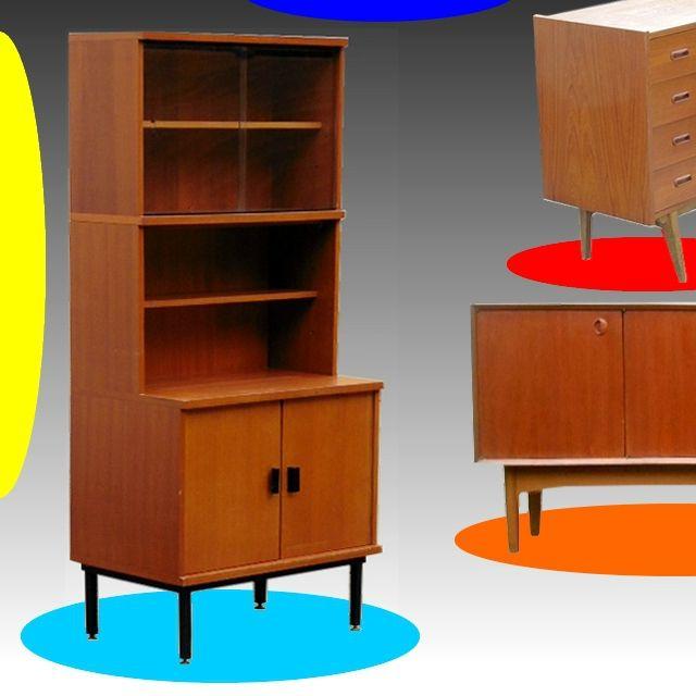 Meubles Vintage Scandinaves Vintage Design Decoration Design Meuble Vintage