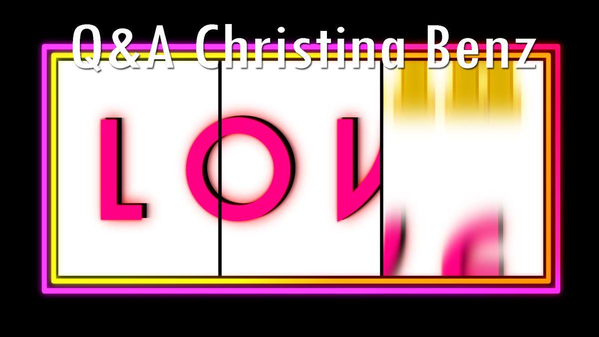 10 Year Anniversary Q&A   ChristinaBenz