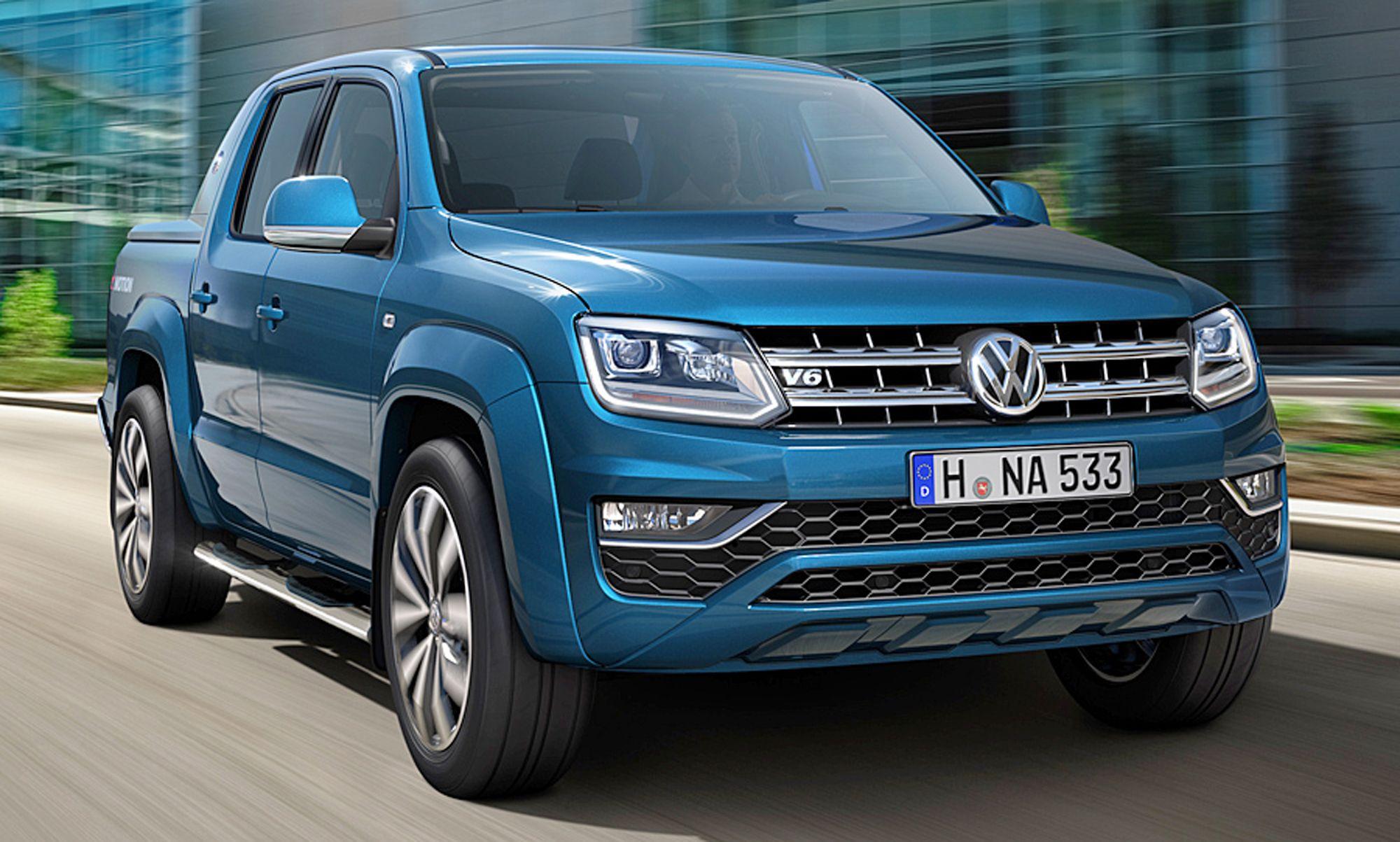 Vw Amarok Facelift 2016 Preis Motor Update Volkswagen Vw Amarok Und Autozeitung