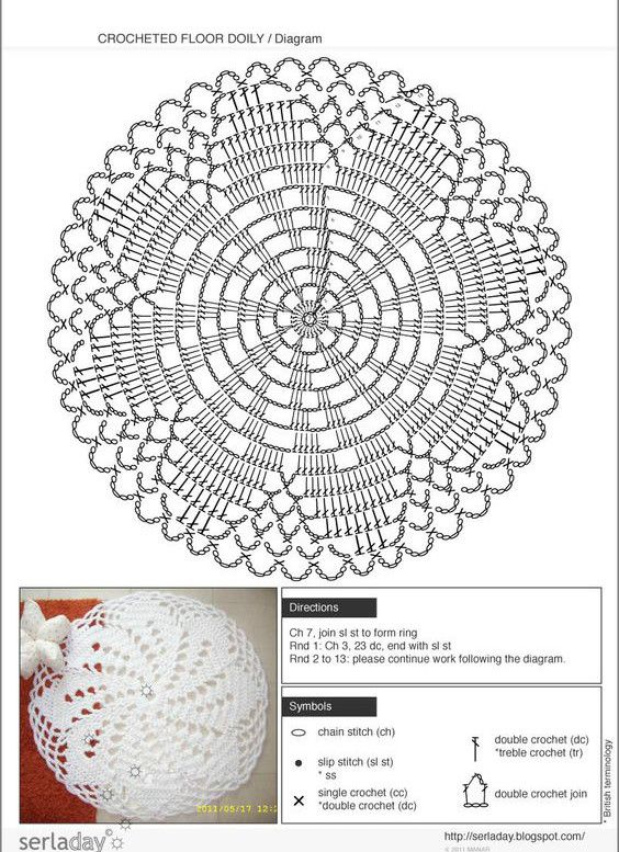 Mandalas y atrapasueños de crochet | Grany Crochet | Pinterest ...