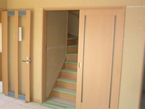 リビング階段の家に住んでいる方いますか ldk 階段 リビング