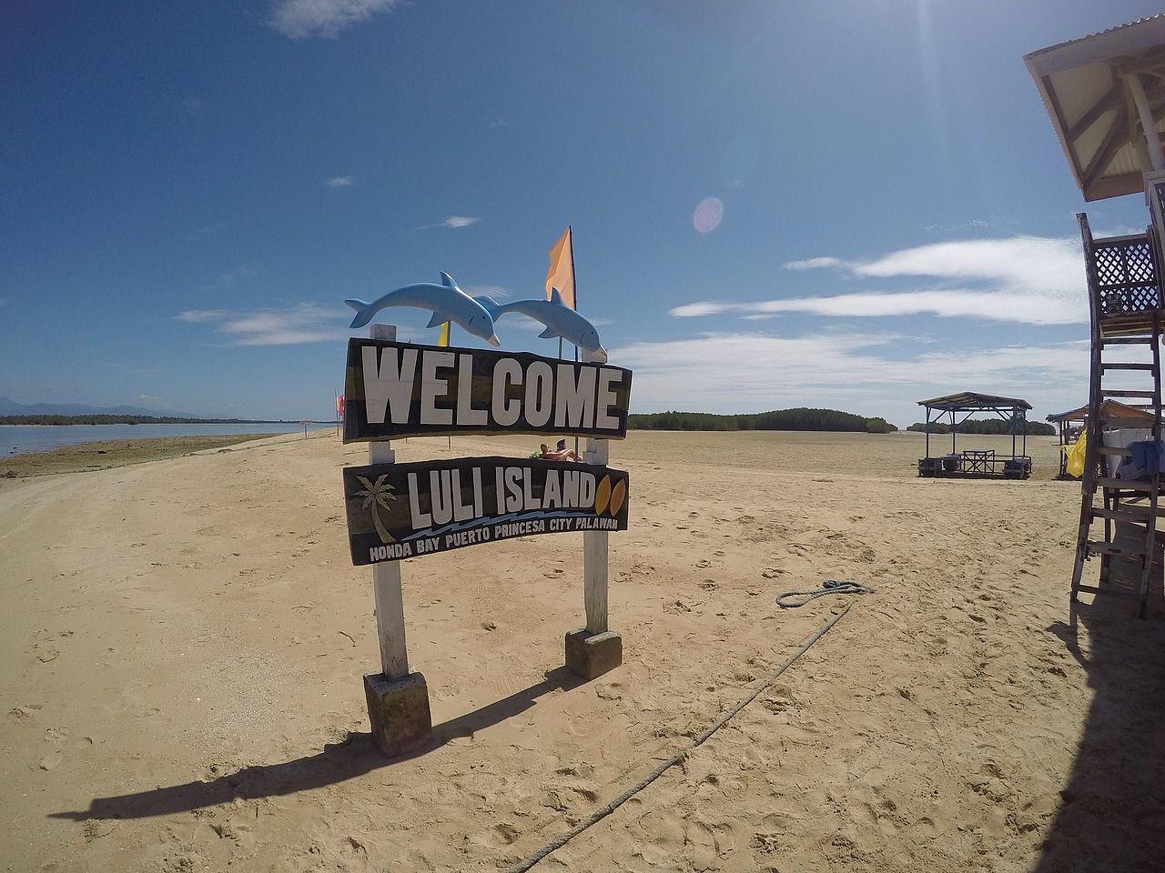 Luli island Honda Bay Island hop Philippines