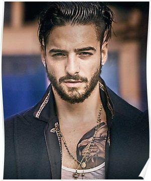 Maluma Poster Mens Hairstyles Haircuts For Men Beard Grooming