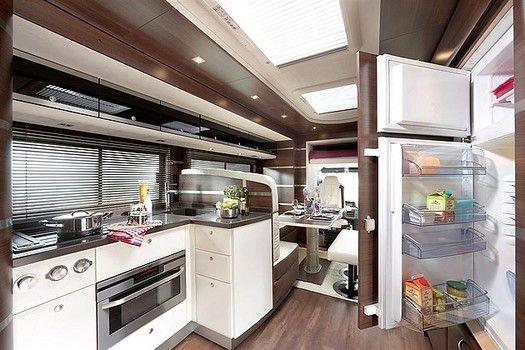Modern Interior Rv Lifestyle Recherche Google Luxury
