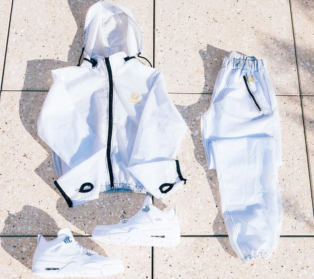 How will you wear your SolTech?  SolFit x Air Jordans IV Pure Money.  The SolFit is wind resistant,...