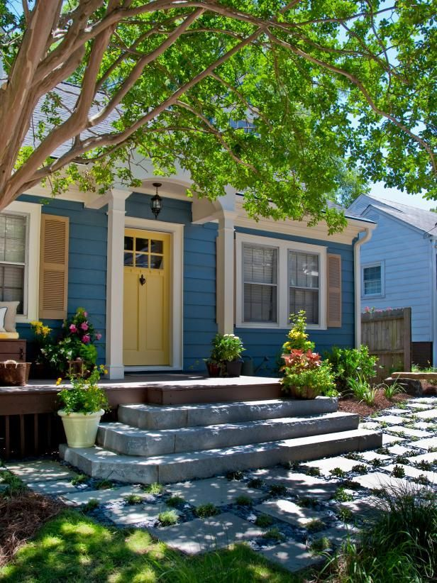 Increase your home   curb appeal with these eye catching design ideas for house exterior homeexterior also rh pinterest