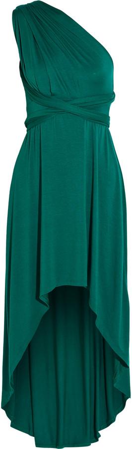 Tart Collections Infinity stretch-modal jersey midi dress ...