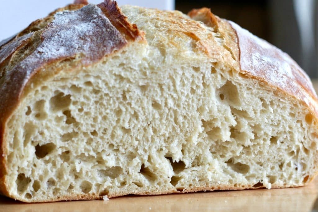 Beginner Artisan Sourdough Bread Recipe | Homemade Food ...