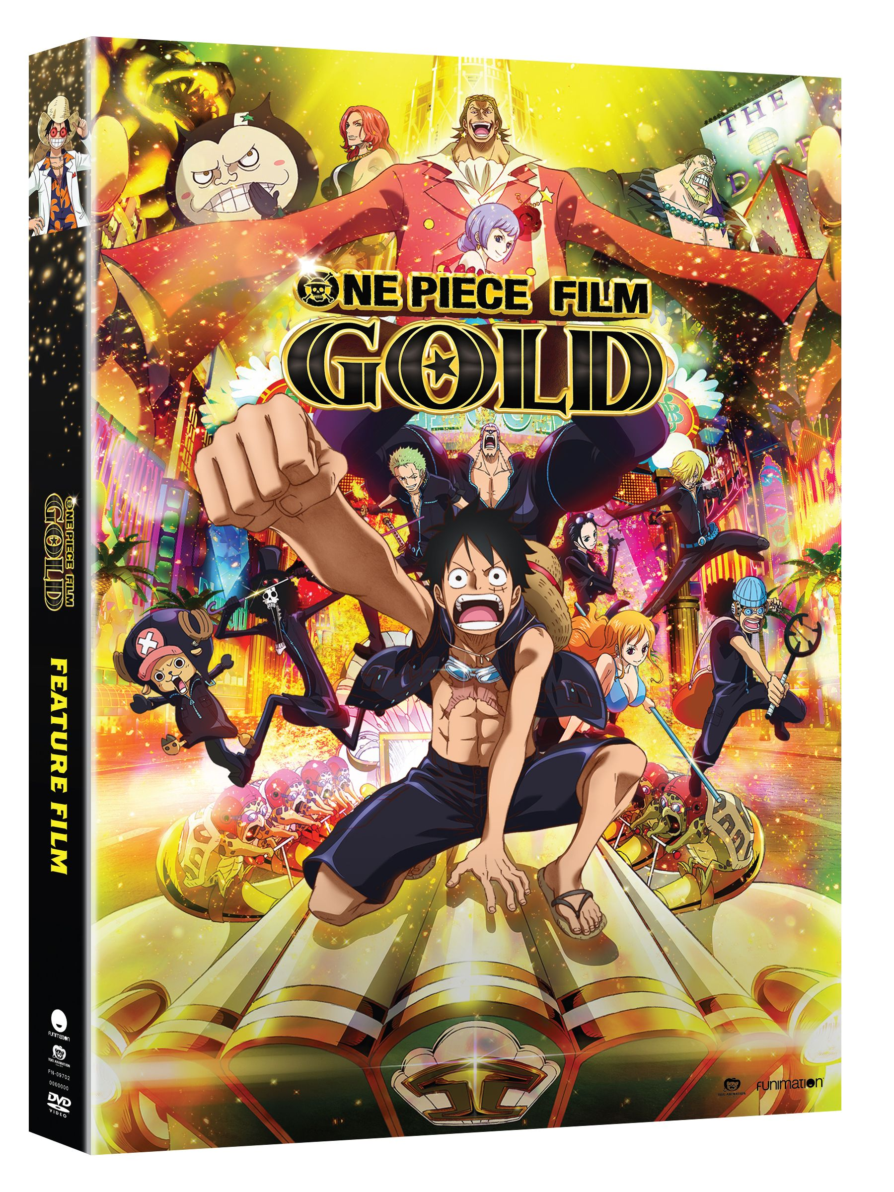 One Piece Gold Streaming Vf : piece, streaming, Piece, Movie, Gambar, Kartun,, Animasi, Kartun